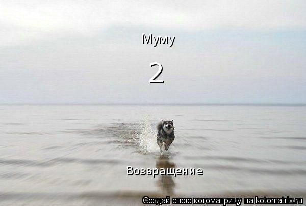 Котоматрица: Муму  2 Возвращение