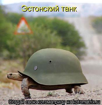 Котоматрица: Эстонский танк