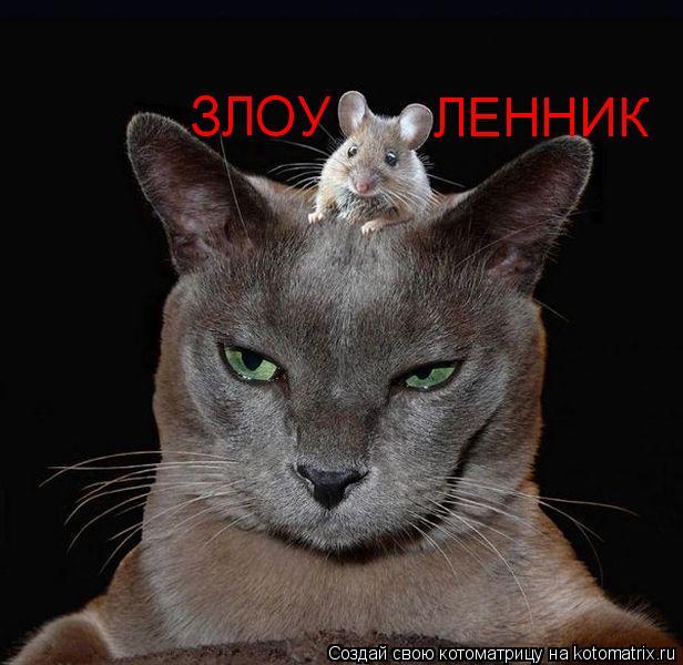 ЗЛОУ ЛЕННИК