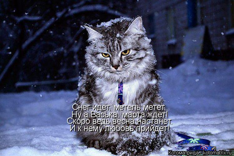 Скорее снег пойдет чем